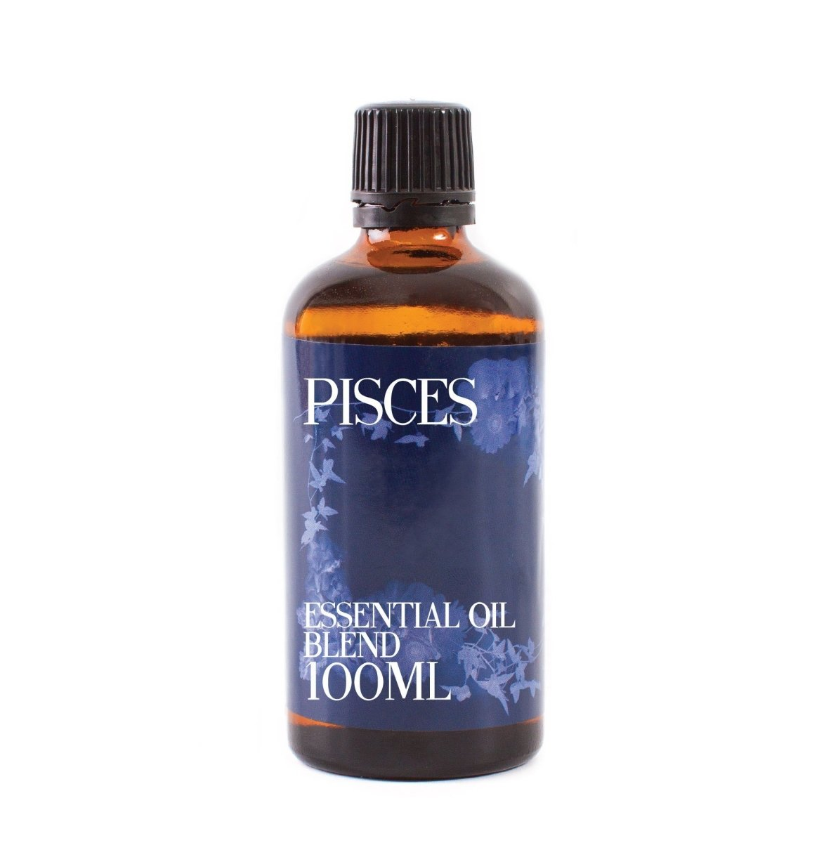 Pisces - Zodiac Sign Astrology Essential Oil Blend - Mystic Moments UK