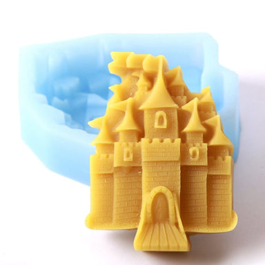 Princess Castle Silicone Soap Mould R0192 - Mystic Moments UK