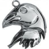 Raven - Bag Charm/ Keyring - Mystic Moments UK