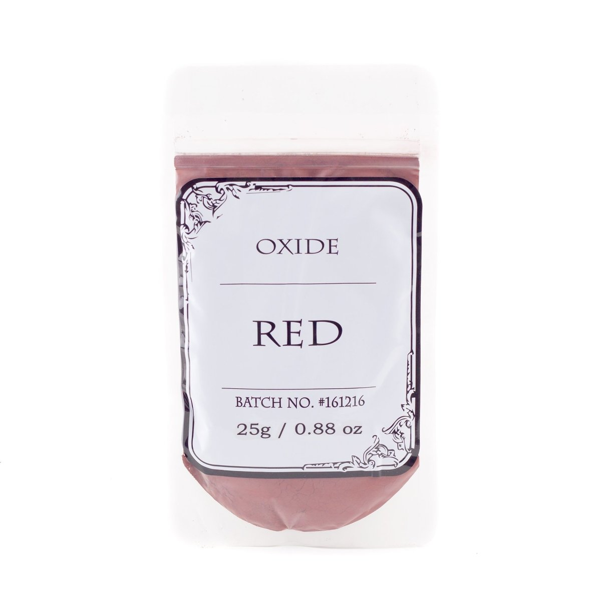 Red Oxide Mineral Powder - Mystic Moments UK