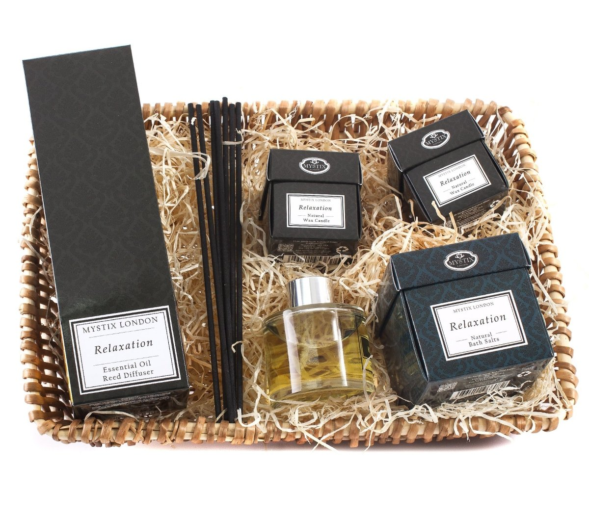 Relaxation | Aromatherapy Hamper - Mystic Moments UK