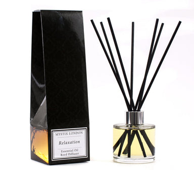 Relaxation - Essential Oil Reed Diffuser - Mystic Moments UK