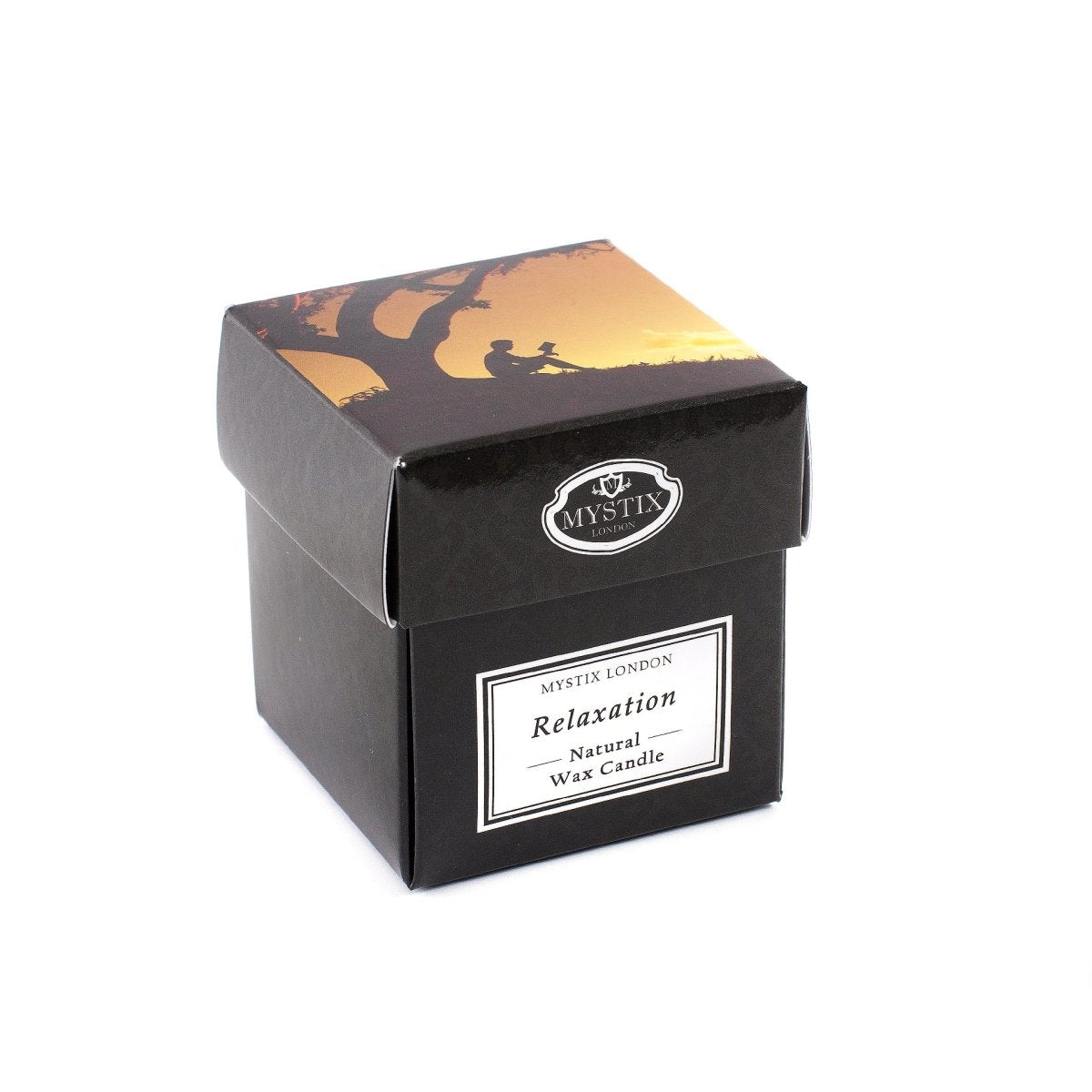 Relaxation Scented Candle - Mystic Moments UK