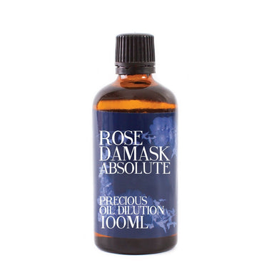 Rose Damask Absolute Oil Dilution - Mystic Moments UK