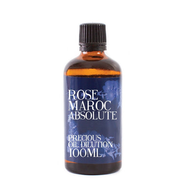 Rose Maroc Absolute Oil Dilution - Mystic Moments UK