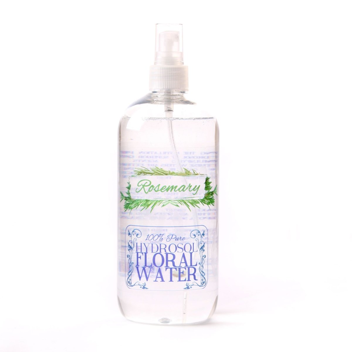 Rosemary Hydrosol Floral Water - Mystic Moments UK