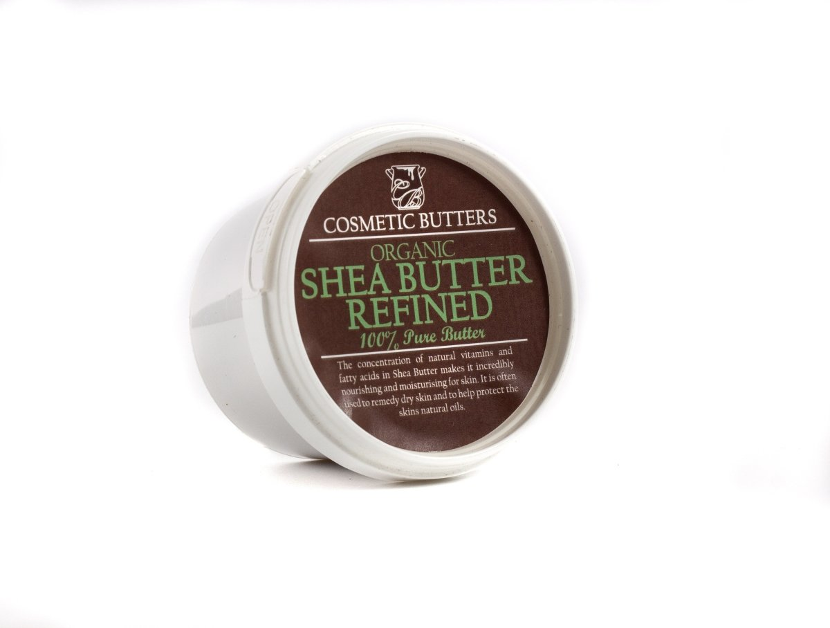Shea Butter Refined Organic - Mystic Moments UK