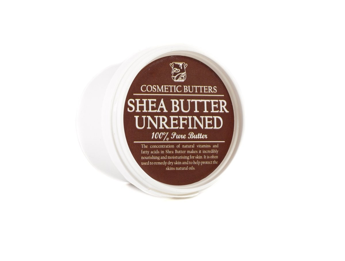 Shea Butter Unrefined - Mystic Moments UK
