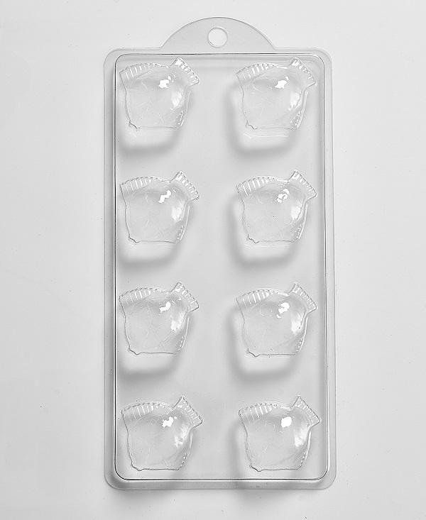 Small Fish PVC Mould (8 Cavity) K19 - Mystic Moments UK