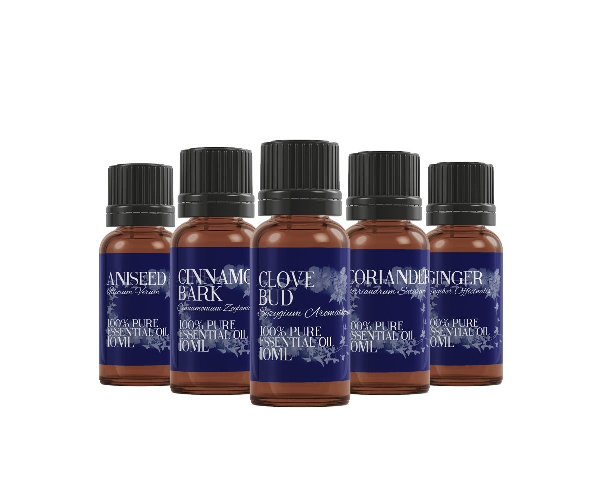 Spice | Essential Oil Gift Starter Pack - Mystic Moments UK