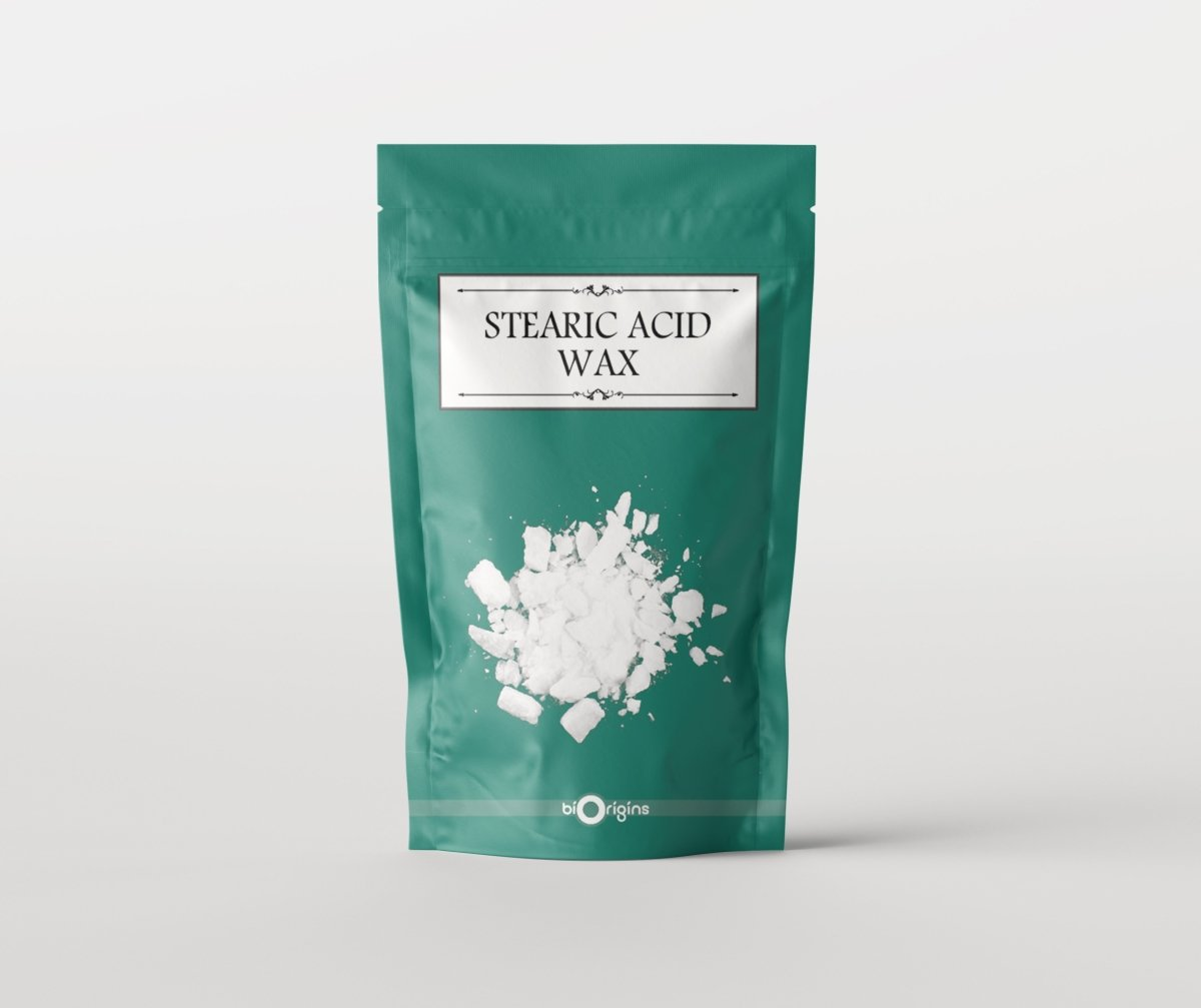 Stearic Acid - Cosmetic Waxes - Mystic Moments UK