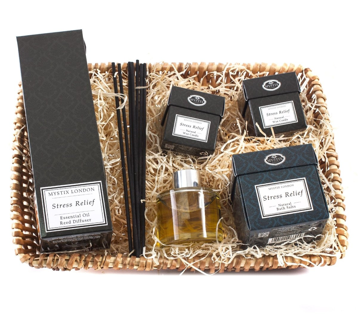 Stress Relief | Aromatherapy Hamper - Mystic Moments UK