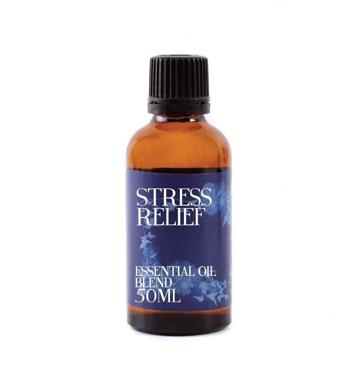 Stress Relief - Essential Oil Blends - Mystic Moments UK