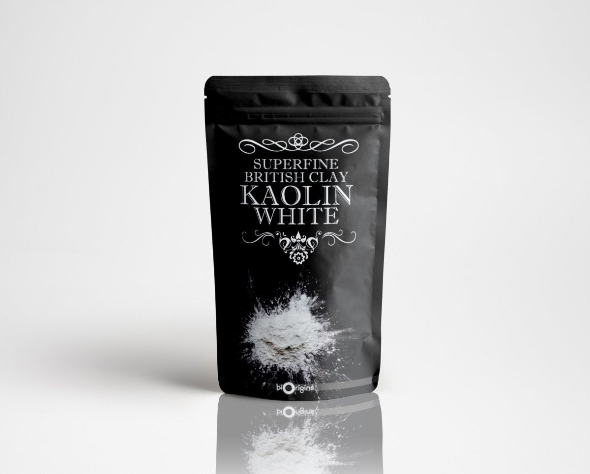 Superfine British Clay - Kaolin White - Mystic Moments UK