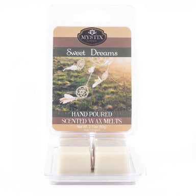 Sweet Dreams | Scented Wax Melt Clamshell - Mystic Moments UK