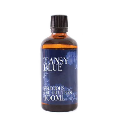 Tansy Blue Essential Oil Dilution - Mystic Moments UK