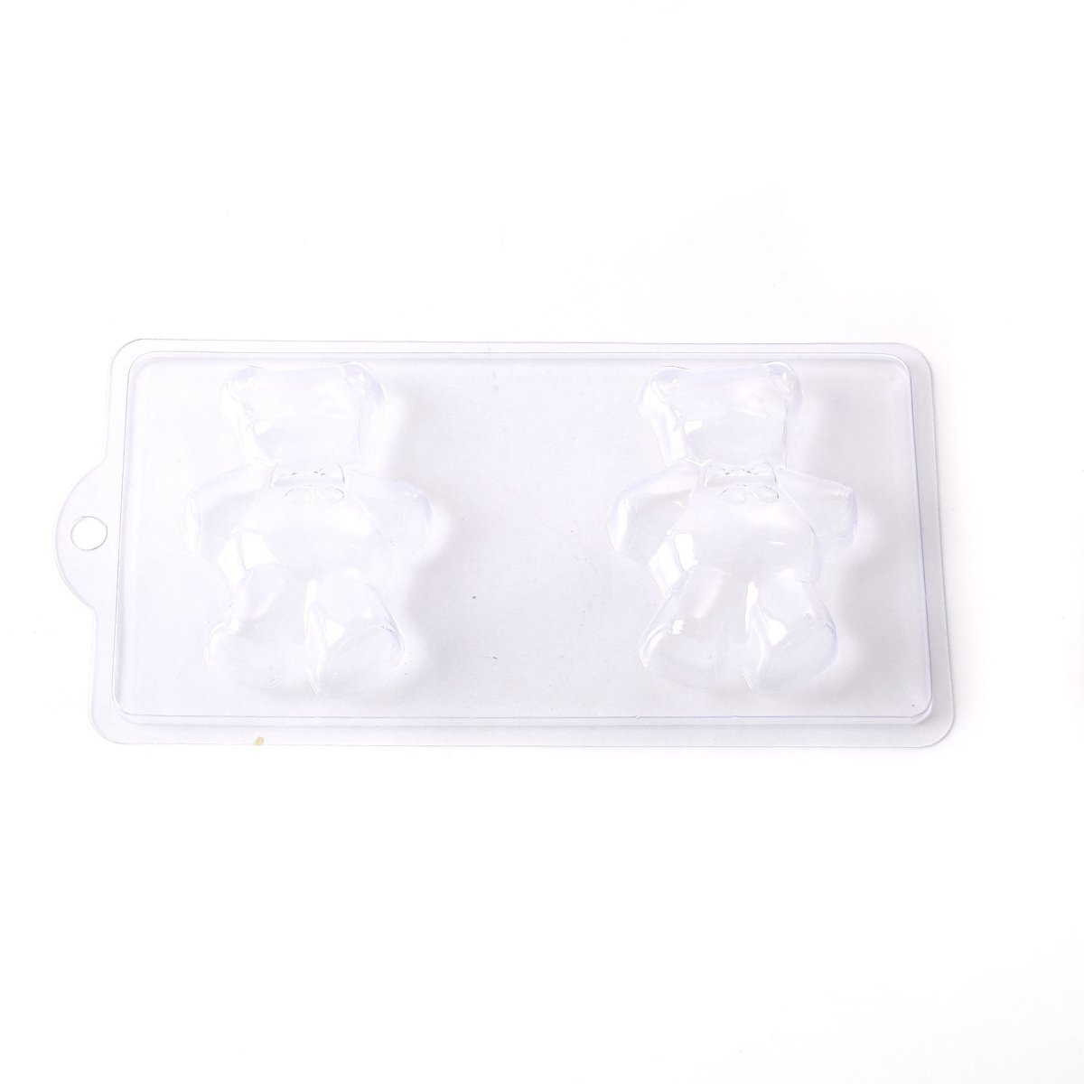 Teddy PVC Mould (4 Cavity) E16 - Mystic Moments UK