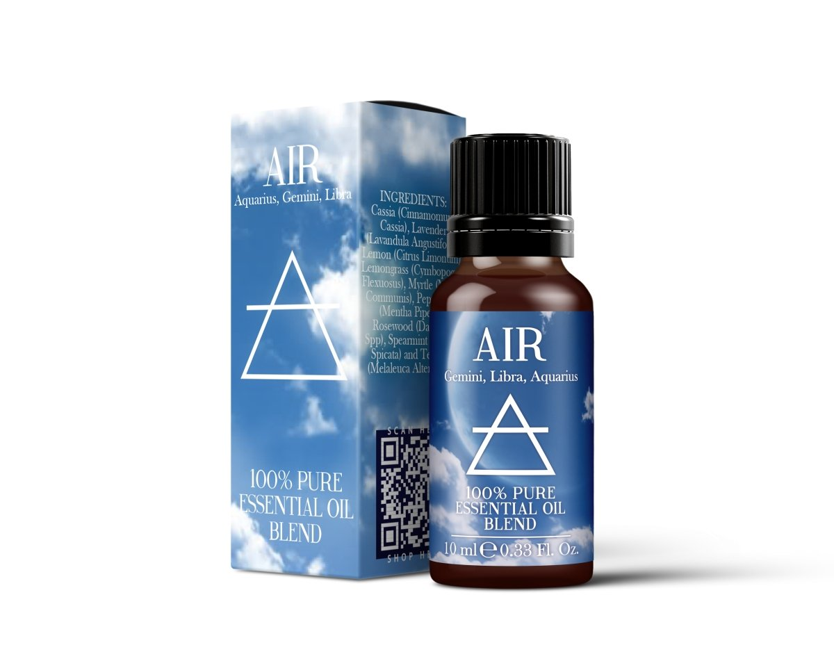 The Air Element Essential Oil Blend - Mystic Moments UK