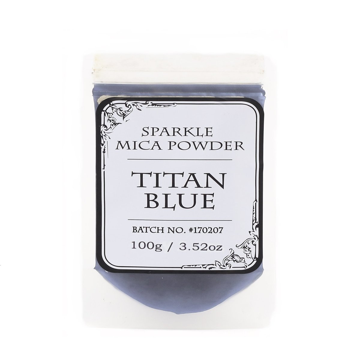 Titan Blue Sparkle Mica - Mystic Moments UK