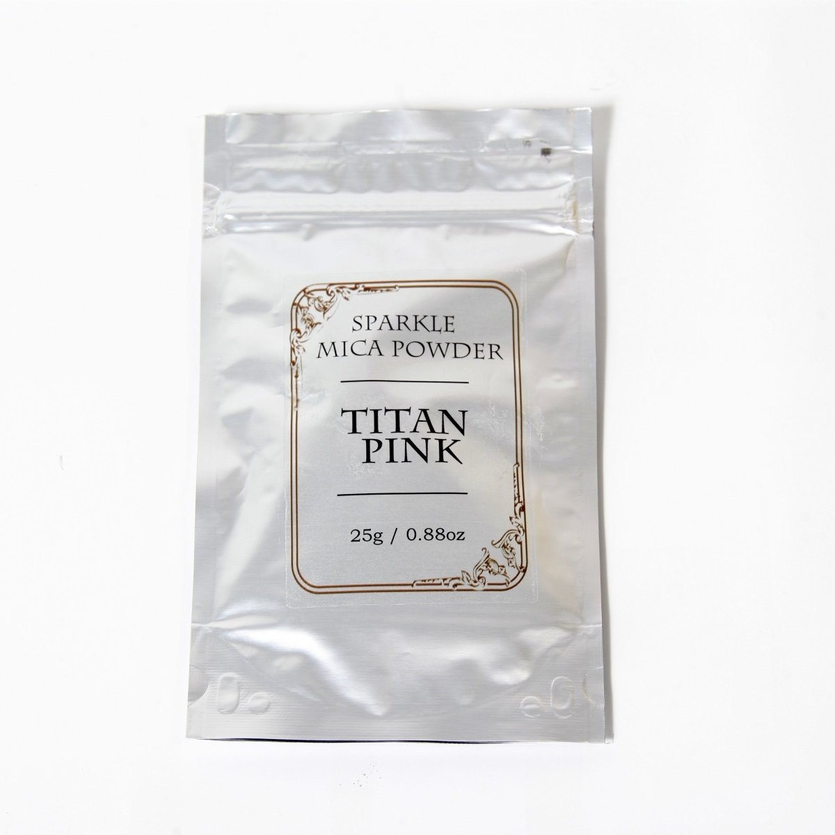 Titan Pink Sparkle Mica - Mystic Moments UK