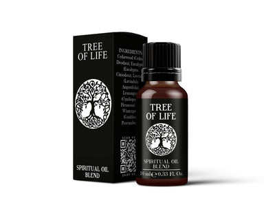 Tree of Life - Spiritual Essential Oil Blend - Mystic Moments UK
