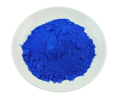 Ultramarine Blue Pigment Oxide Mineral Powder - Mystic Moments UK