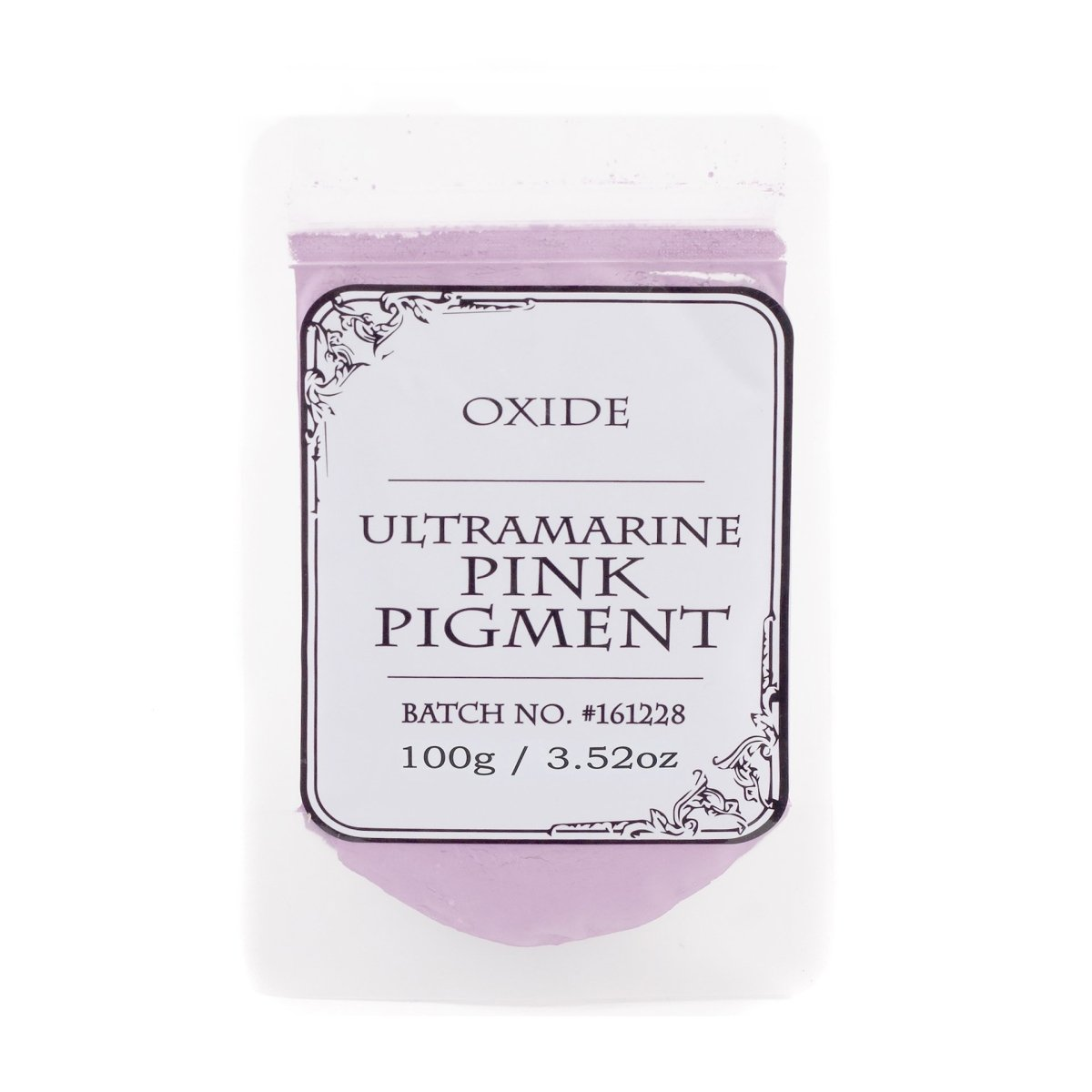 Ultramarine Pink Pigment Oxide Mineral Powder - Mystic Moments UK