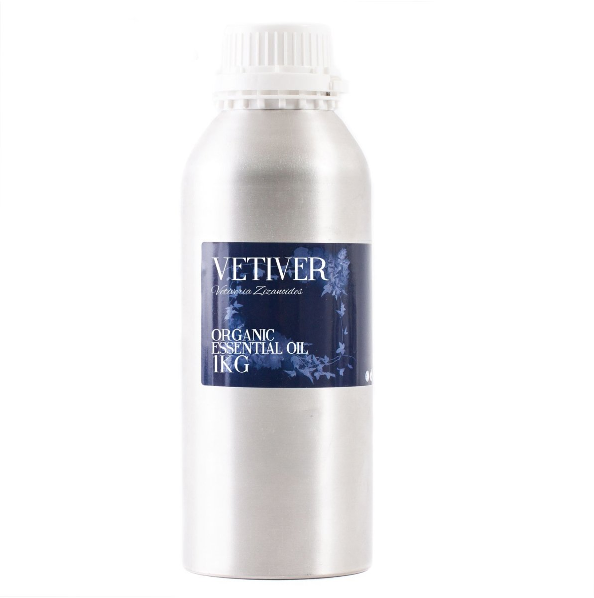 Vetiver Organic Essential Oil - Mystic Moments UK