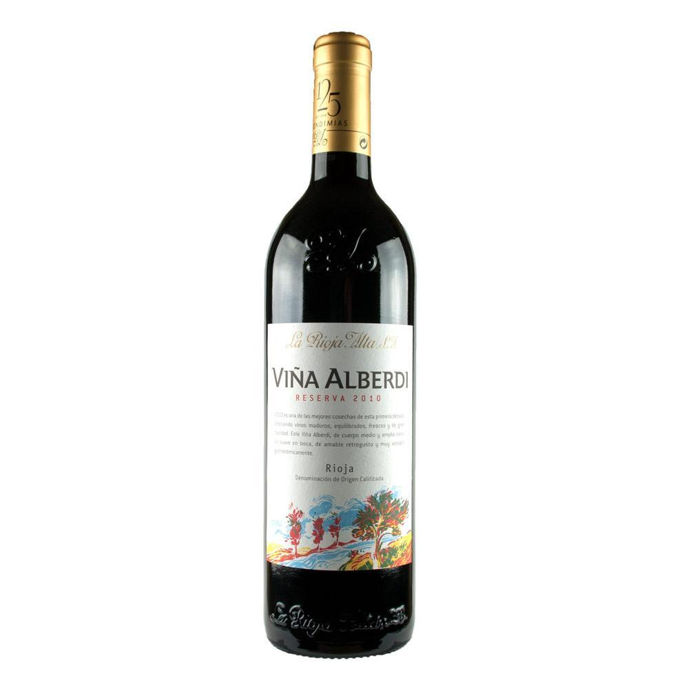 Viña Alberdi Reserva - Free Gift - Mystic Moments UK