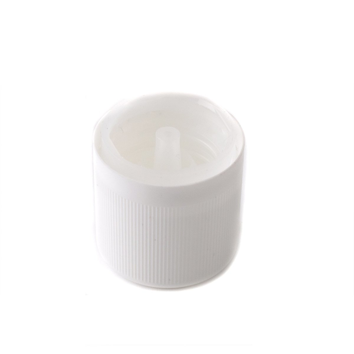 White 18mm Child Resistant Tamper Evident Caps - Mystic Moments UK