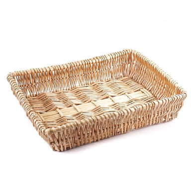 Wicker Willow Tray Large - Mystic Moments UK