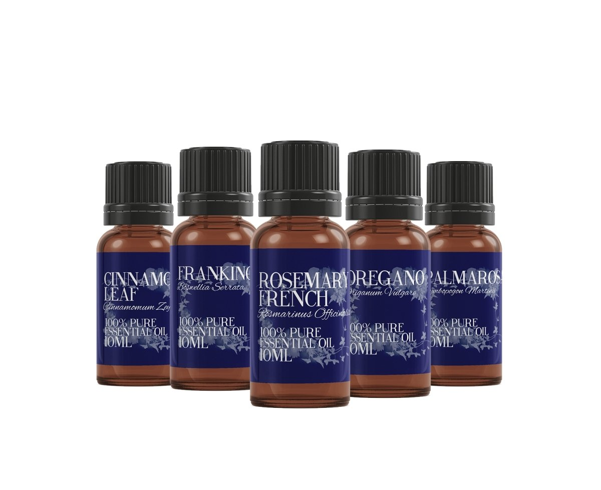 Yang | Essential Oil Gift Starter Pack - Mystic Moments UK