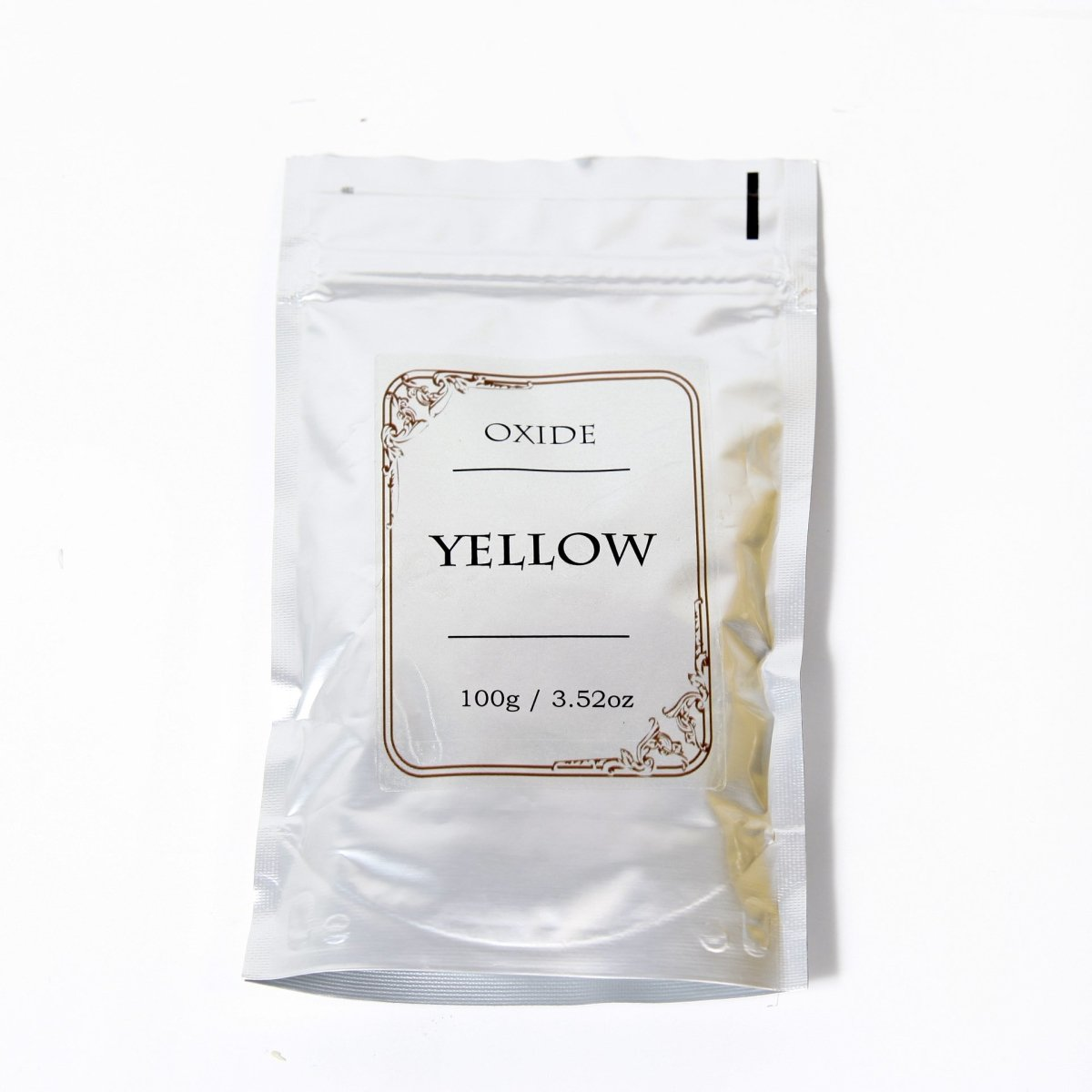 Yellow Oxide Mineral Powder - Mystic Moments UK