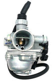 HIGH PERFORMANCE CARBURETOR, 50-125cc (19mm)