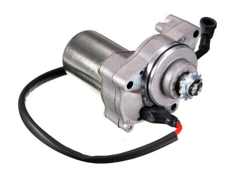 STARTER MOTOR, TOP MOUNTED