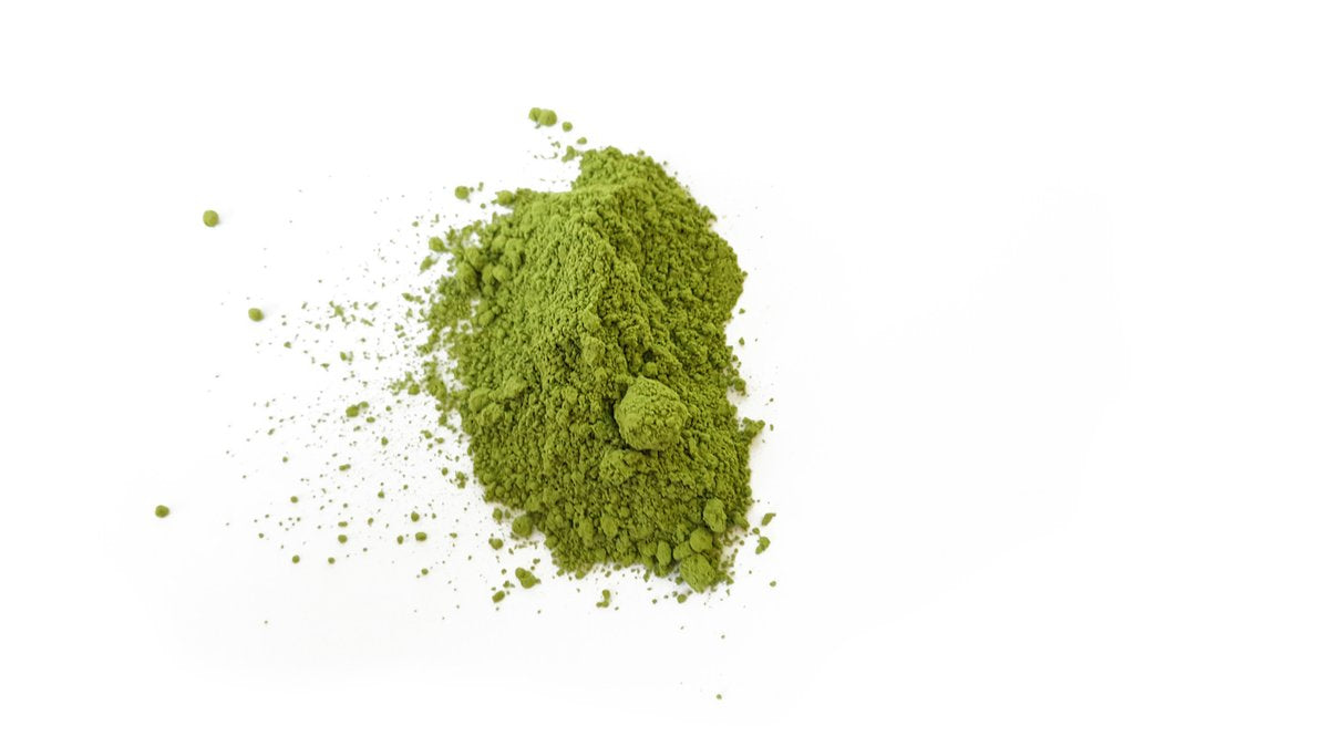 Organic Matcha Green Tea Powder (Vanilla Flavoured) - Mematcha