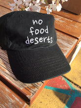 No Food Deserts - Limited Cap
