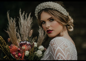 Bridal Headpiece Collection