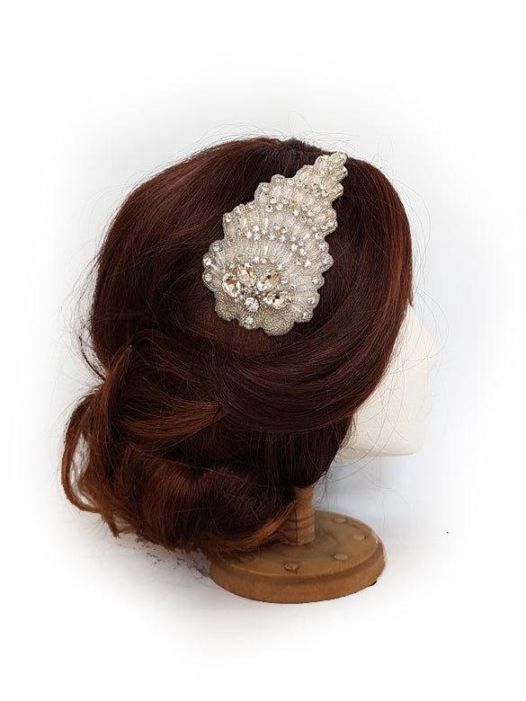 By K Y N A Bridal Headwear Wedding Hair Accessories Kyna