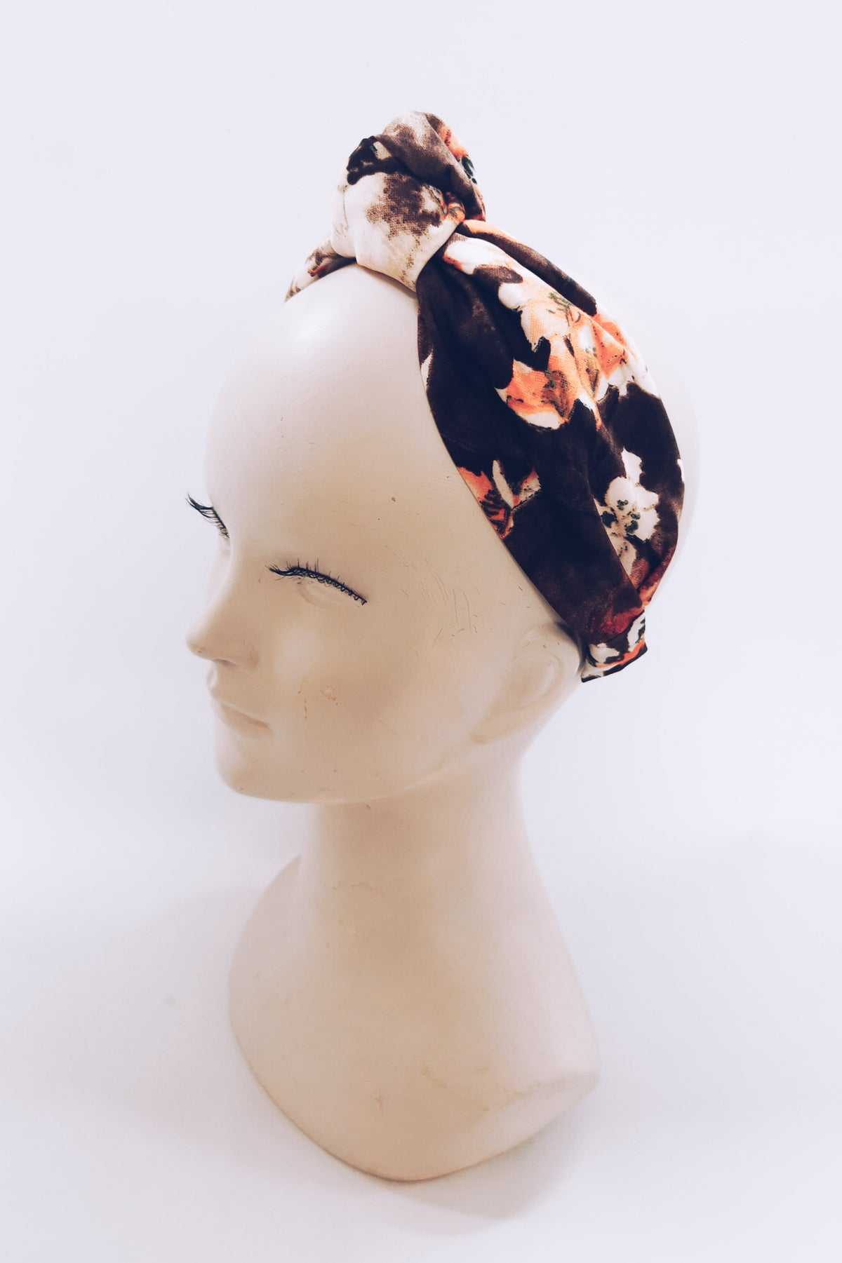 Floral knot top headband - Ambers