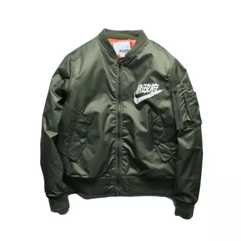 "Bomber ""Anarchy streetstyle"""