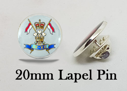 9th-12th Royal Lancers Key Ring A Great Gift