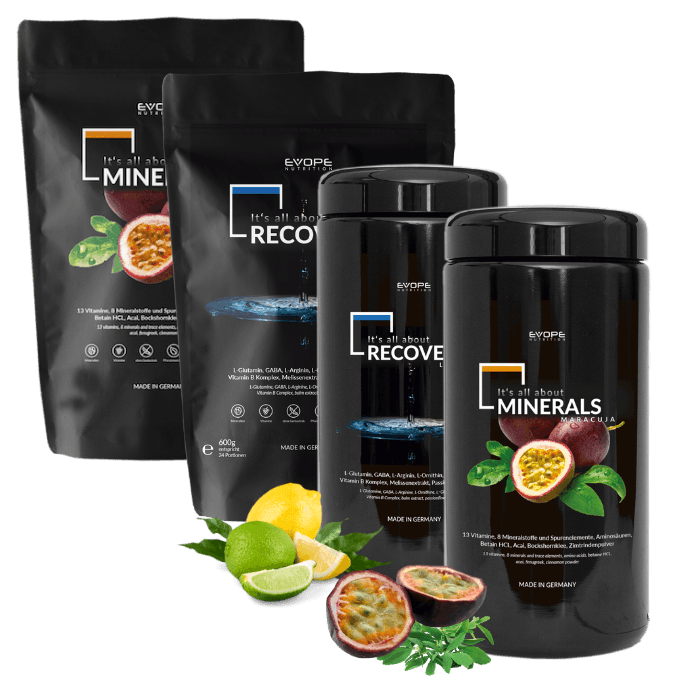 Day & Night Set - EVOPE NUTRITION