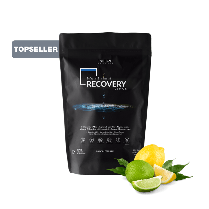 DAILY RECOVERY I Post Workout I Schlaf & Regeneration - EVOPE NUTRITION