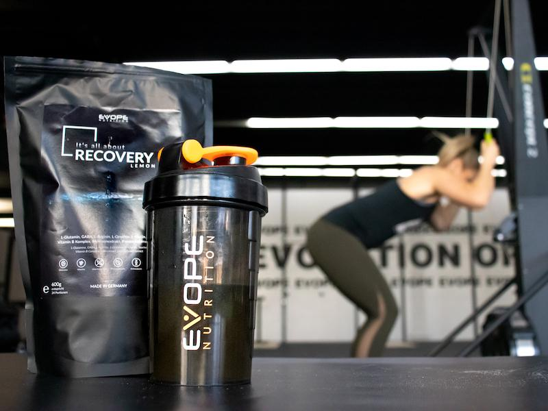 DAILY RECOVERY 3er Set I Post Workout Supplement I Schlaf, Regeneration & Erholung - EVOPE NUTRITION