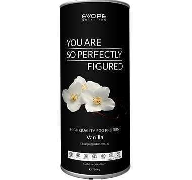 High Quality Egg Protein Vanilla - Evope Nutrition