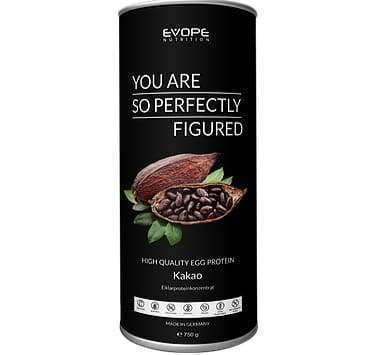 High Quality Egg Protein Kakao - Evope Nutrition