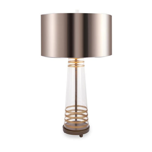 BF Coleman Table Lamp Set of 2