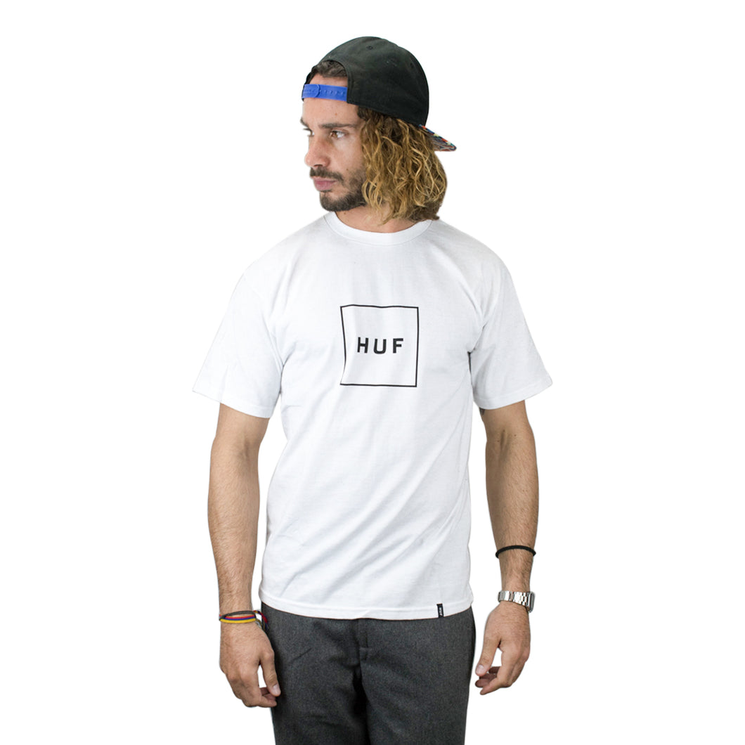 T-shirt HUF Box Logo | Abbey Road Clothing