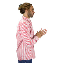 Camicia REVOLUTION Striped Shirt | Abbey Road Clothing
